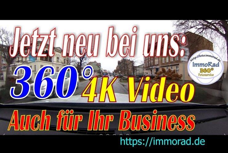 360° Videos in 4K