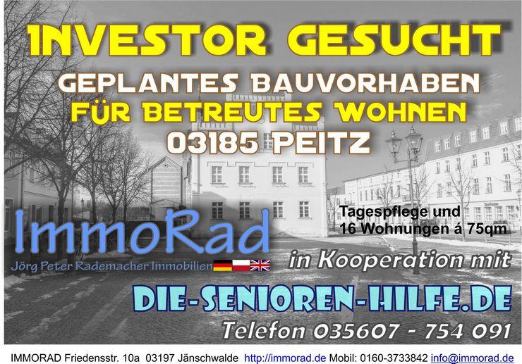 Betreutes Wohnen in 03185 Peitz