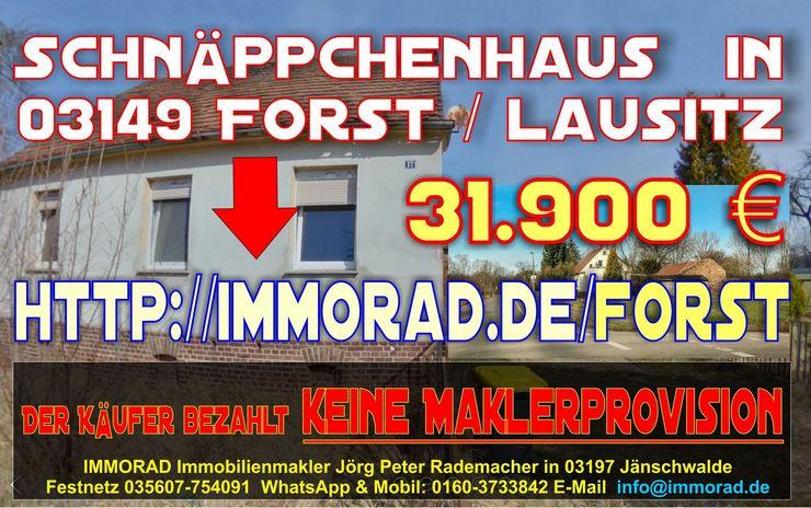 Schnäppchenhaus in Forst / Lausitz
