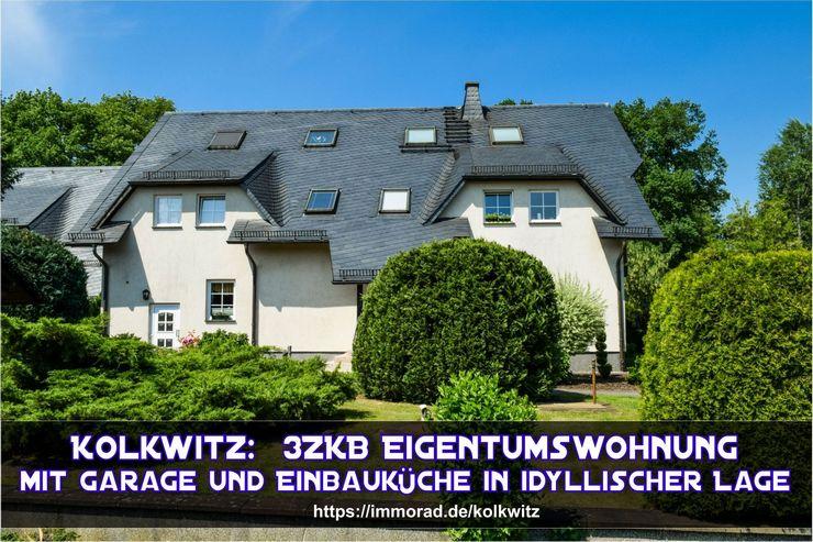 3ZKB Eigentumswohnung in Kolkwitz (Cottbus)