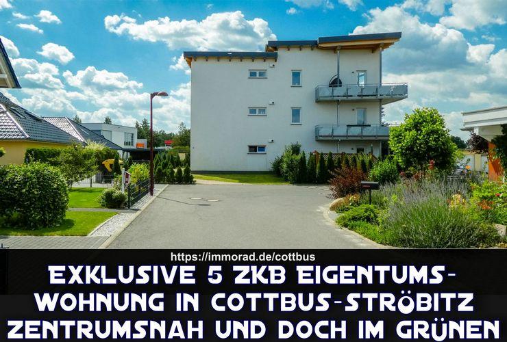 5ZKB Eigentumswohnung in Cottbus Stroebitz