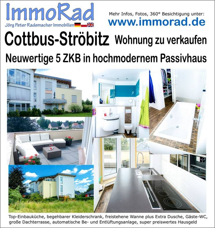 Eigentumswohnung 5ZKB in Cottbus Ströbitz zu verkaufen