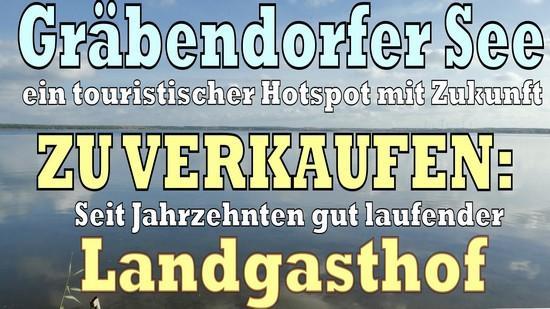 Verkaufe Landgasthof am Gräbendorfer See