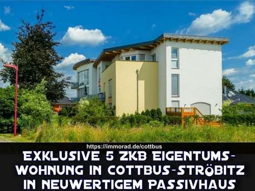 Verkauf Moderne 5 ZKB Wohnung in Cottbus