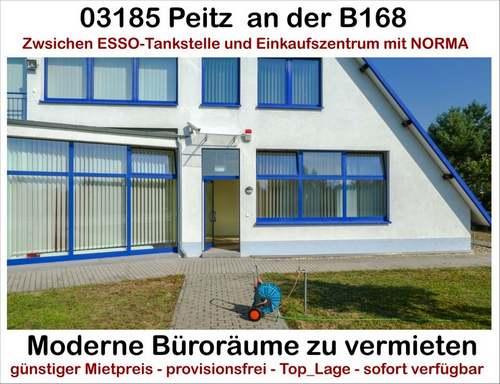 Moderne Büro Einheiten in Peitz zu vermieten