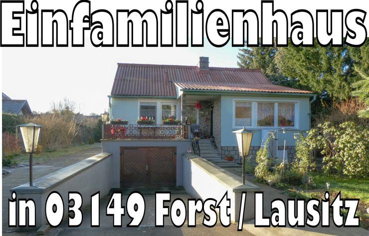 Verkauf Einfamilienhaus in 03149 Forst Lausitz