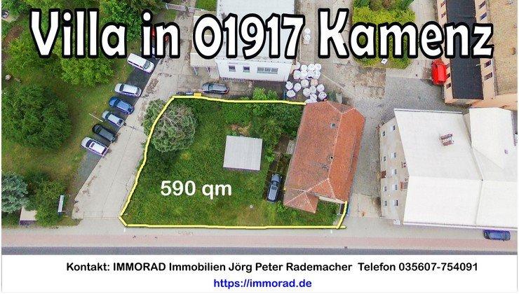 Fabrikantenvilla in 01917 Kamenz