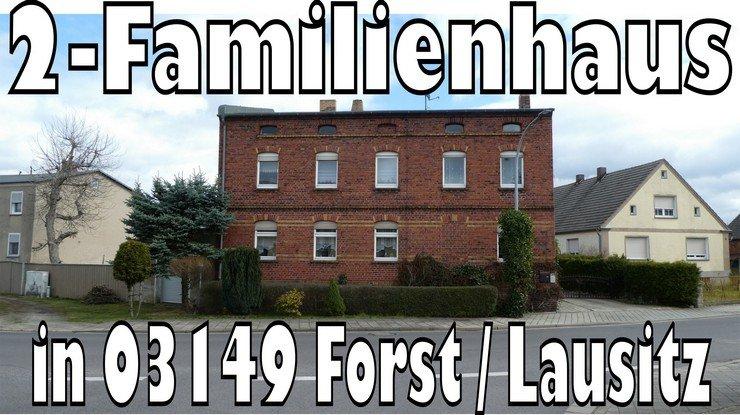 familienhaus in Forst / lausitz
