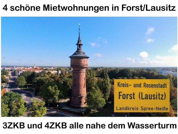 Wohnung mieten in Forst Lausitz
