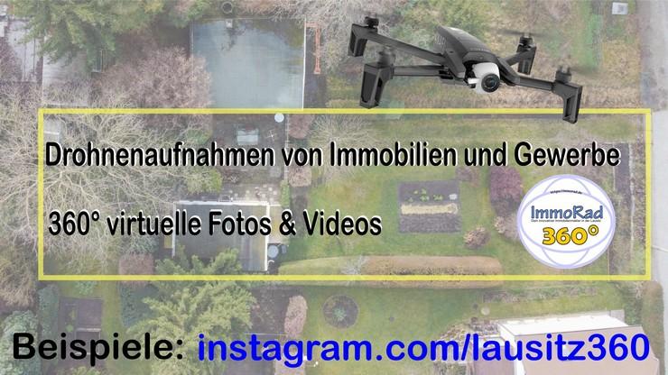 Drohnenaufnahmen für Gewerbe und immobilien
