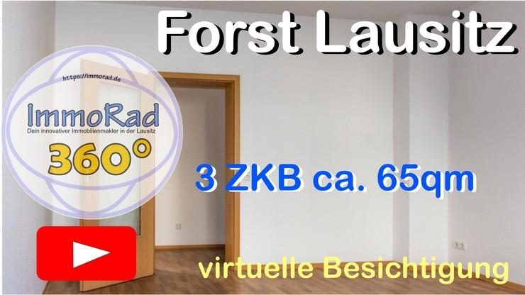 virtuelle Wohnungsbesichtigung Forst Lausitz