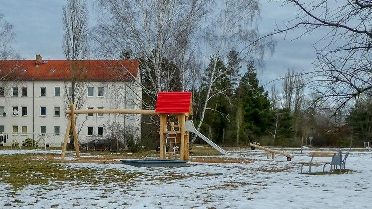 Spielplatz in Jänschwalde-Ost