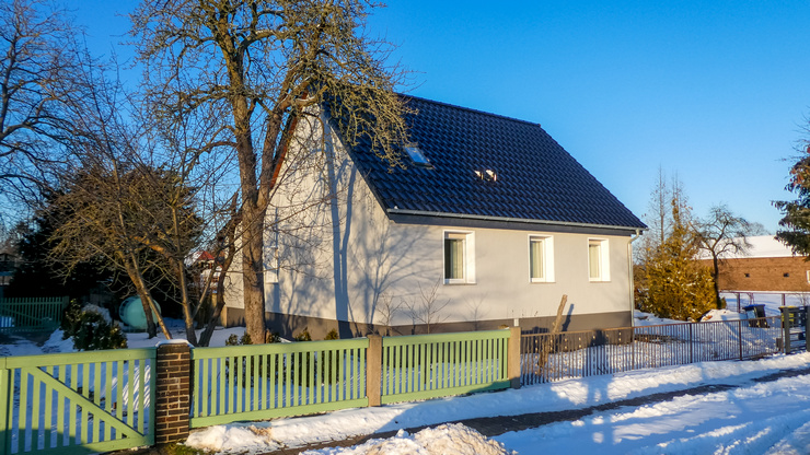 Kleines Einfamilienhaus in Forst zur Miete