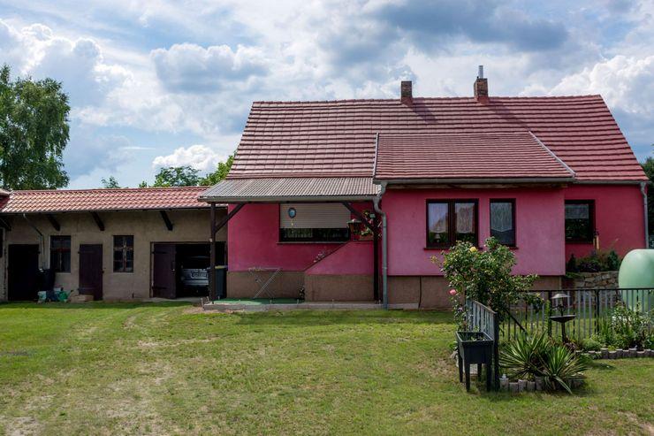Kleines Haus auf großem Grundstück in Randlage von Preilack